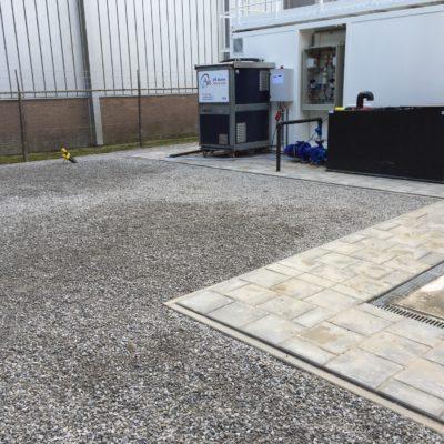 Waterzuiverings-installatie